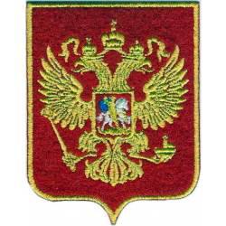 нашивка герб